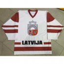 Retro WM 2015 Jersey Latvia