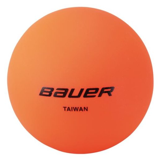 Bauer No Bounce Hockey Ball - Warmes Wetter