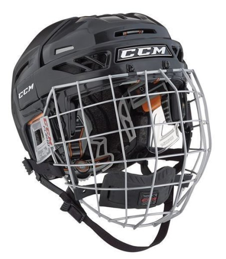 CCM Fitlite 3DS Helm Combo