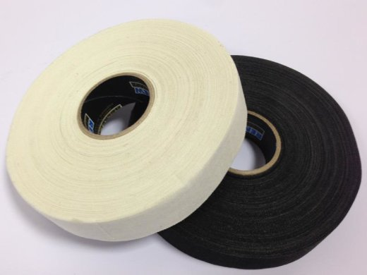 Pro Hockey Tape 24mm x 25m schwarz