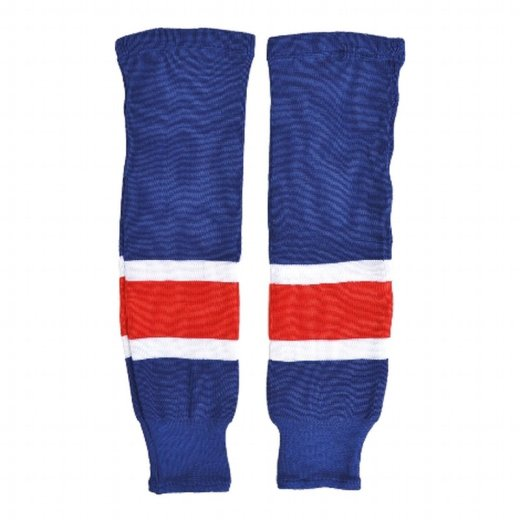 Strickstutzen NHL New York Rangers