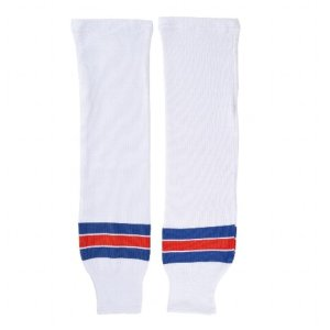 Strickstutzen NHL New York Rangers blau/rot/weiß Senior