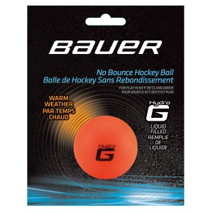 Bauer Hydrog Ball - Liquid filled orange - warmes Wetter
