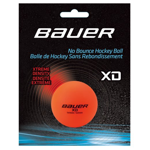 Bauer Xtreme Density Ball orange