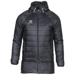 Warrior Alpha 3in1 Jacke Senior schwarz M