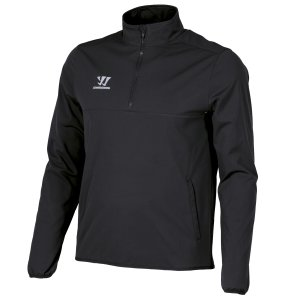 Warrior Alpha 1/2 Zip Windblocker Jacke