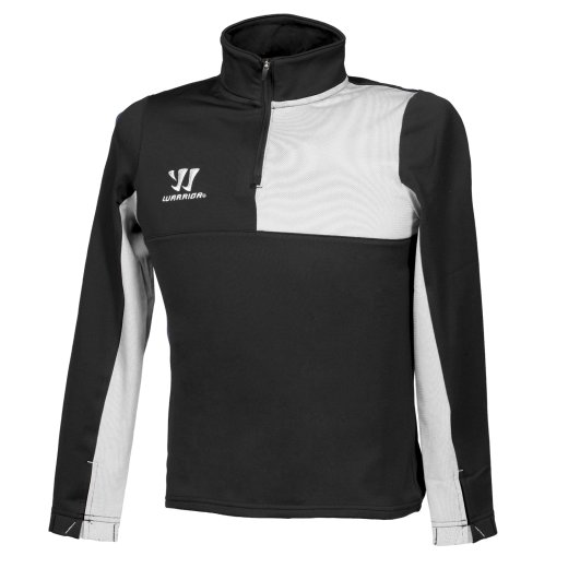 Warrior Alpha 1/4 Zip Sweat Senior rot L