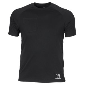 Warrior Sportswear T-Shirt mit Brusttasche Senior navy L