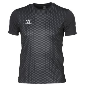Warrior Grafik Poly T-Shirt Junior
