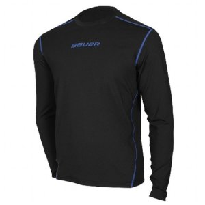 Bauer NG Basics Langarm-Shirt Junior M
