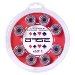Base Abec 5 Lager - 8er Blister Pack