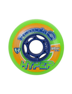 Hyper Formula G Era Indoor Rollen - 74A 76mm