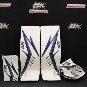 Brians Optik Goalie Set Custom Colors Made in Canada TOP...
