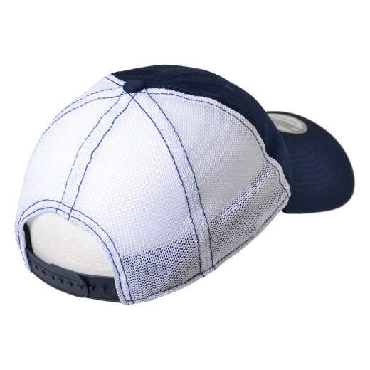 Bauer New Era 9Twenty verstellbare Mesh Back Cap Senior - navy