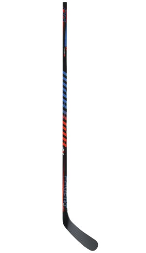 Warrior Covert QRE3 Grip Composite Schläger Intermediate - 55 Flex