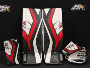 Brians GNETIK PRO IV Torwart Set Custom Farben Made in...
