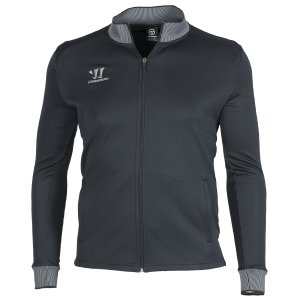 Warrior Walk Out Jacke schwarz Junior