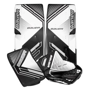BAUER Performance Streethockey Torwart Set Junior
