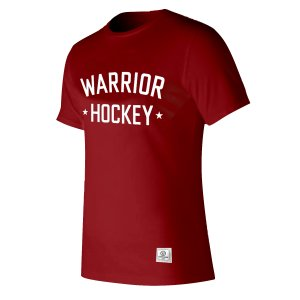Warrior Hockey T-Shirt Senior 19/20 schwarz 3XL