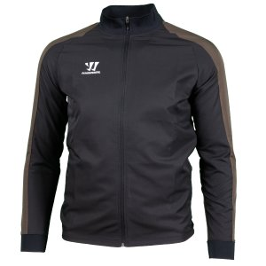 Warrior Covert Präsentationsjacke Senior schwarz/kaki XXL