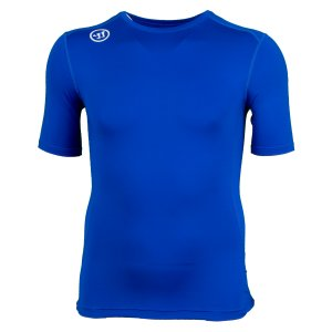 Warrior Compression Kurzarm Shirt Senior