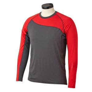 Bauer Pro Langarm Base Layer Junior
