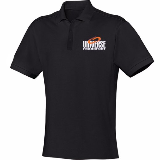 Frankfurt UNIVERSE Russell Fitted Stretch Damen Polo Shirt 2019 orange S