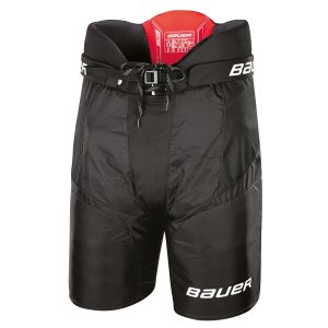 Bauer NSX Hose Bambini 19/20 rot M
