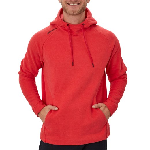 Bauer Perfect Hoody Senior rot