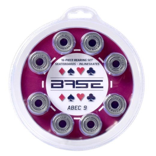 Base Abec 9 Lager - 16er Pack